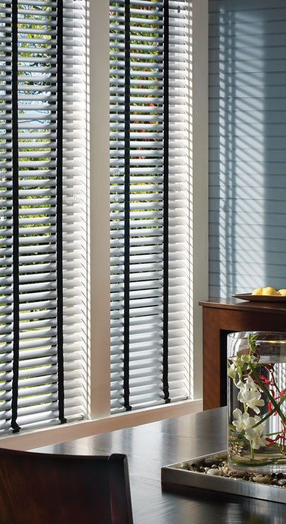 custom window blinds