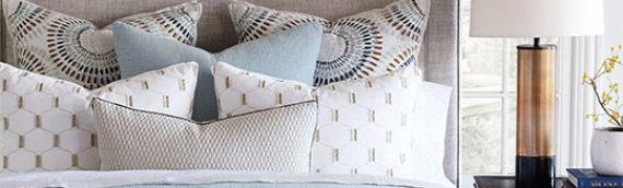 Custom Bedding Design Principles Inspired by Albert Hadley