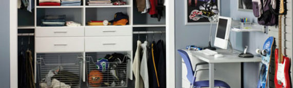 Creating a Closet Design that Will Grow with Your Child