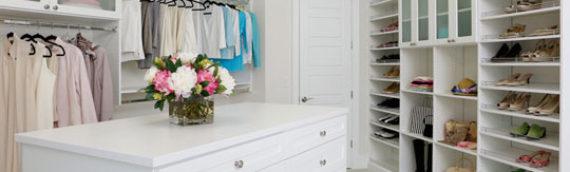 How to Talk to Your Custom Closet Designer