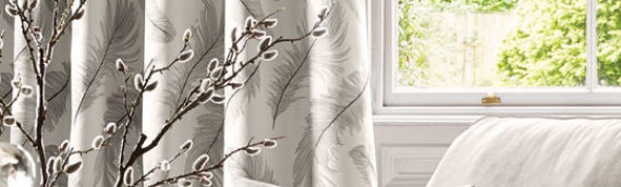 Make a Statement with Custom Patterned Drapes
