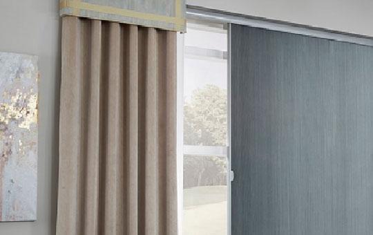 custom velvet drapes