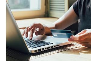 Stricklands Home Online Payment Center