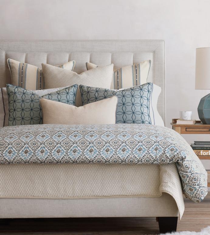 Bedding fabrics at Stricklands Home Wilmington NC