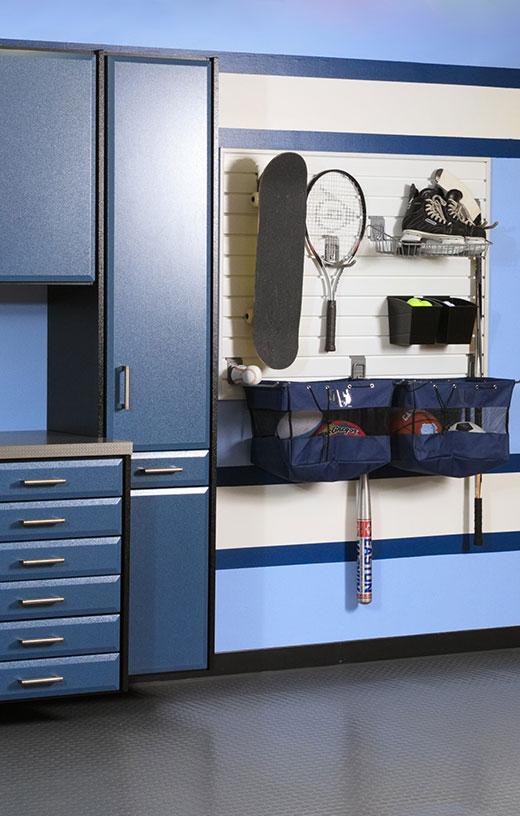 Stricklands Custom Garage Design Wilmington NC