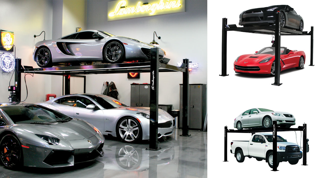 Home Car Lifts available at Stricklands Home