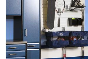 custom garage design process
