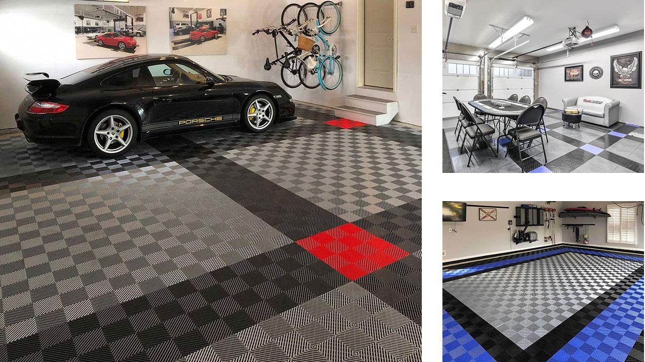 modular custom garage flooring wilmington nc