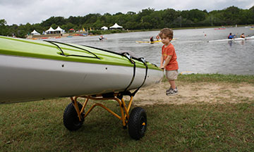 watercraft storage carts