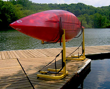 watercraft storage mobile stands