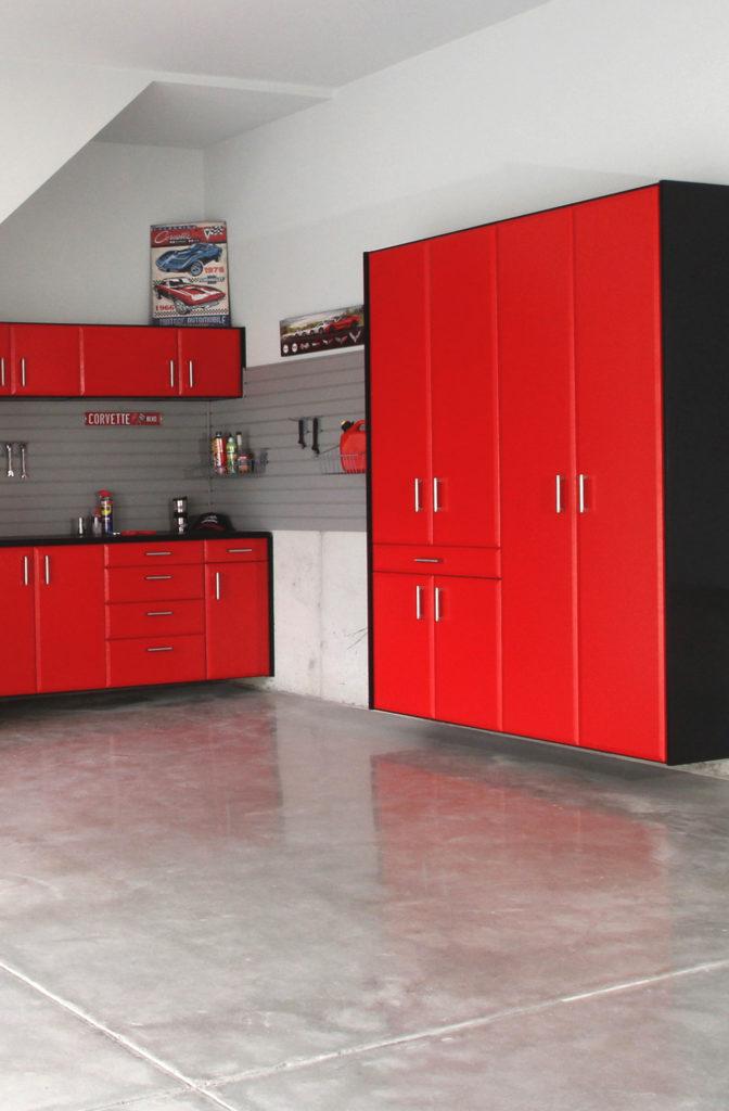 custom garage investment levels