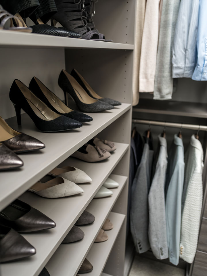 shared closets