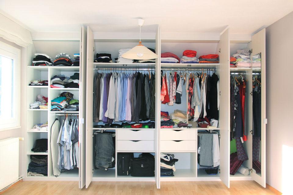 custom closet design