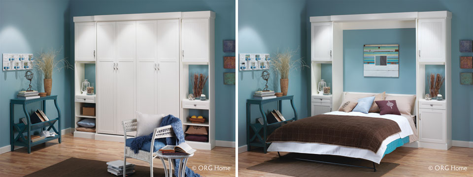 Murphy bed available at Stricklands Home