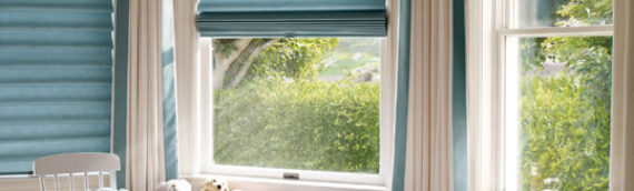Best Ideas for Covering Windows That Are Close Together